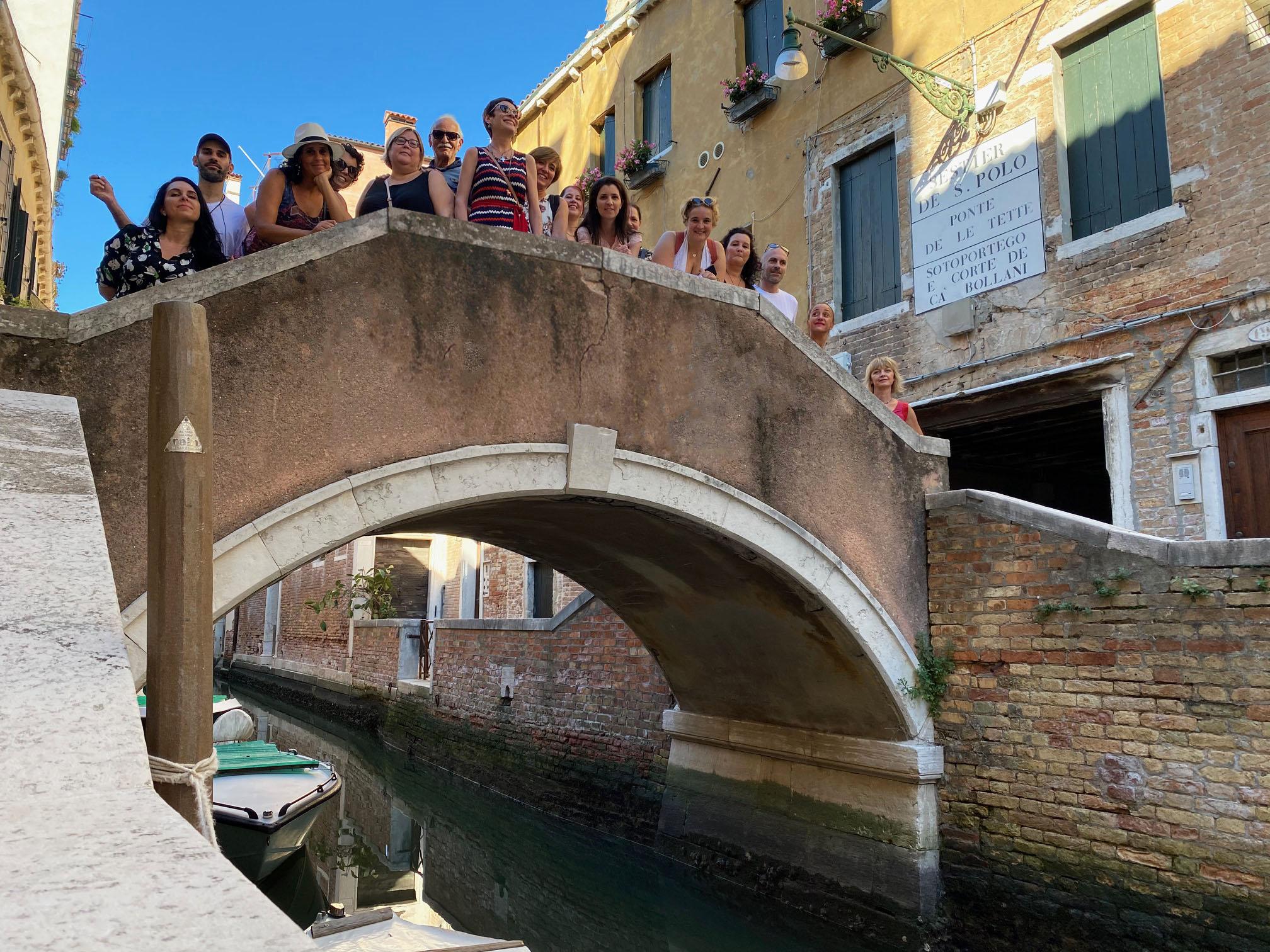 Tour Venezia a Luci Rosse