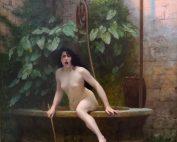 Jean Léon Gerome 1896, La Vérité sortant du puits